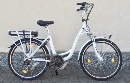 Bicicletta Elettrica Da Uomo Usata
